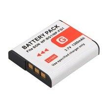 1pc 1300mAh NP-BG1 NP-FG1 Digital Cam Battery For SONY Cyber-shot DSC-H3 DSC-H7 DSC-H9 DSC-H10 DSC-H20 DSC-H50 DSC-H55 DSC-H70