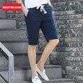Мода Мужская Хлопок Повседневная Шорты Плюс Размер Жира Multi Цвета Верхней Одежды пляж Грузовые Шорты Длинные брюки Капри для мужчин 4XL 36 38 40 106