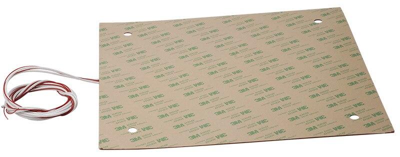 Funssor 1 чехол из поликарбоната и силикона 200/300/310/400 мм 220V 750W для 3D принтер аксессуары CR-10 очаг