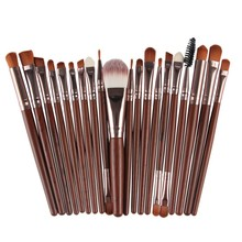 Professional 20 pcs Makeup Brushes Set For Women Face Lip Eyebrow Shadow Make Up Brush Set Kit