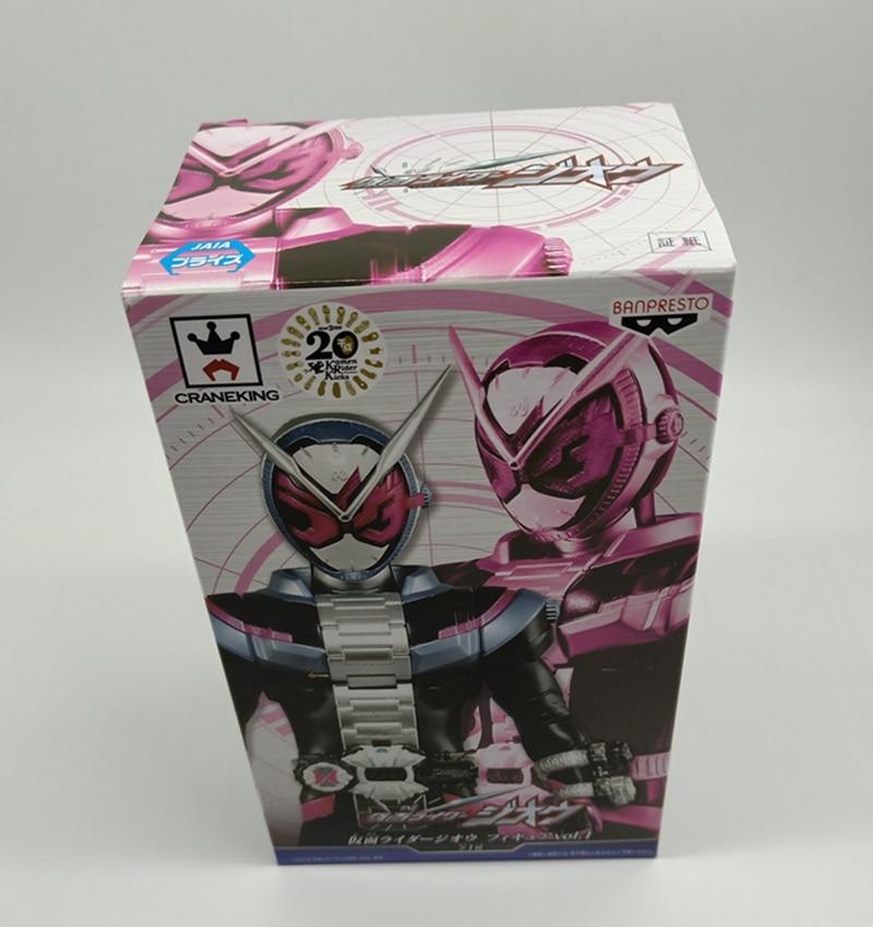 WSTXBD Original BANPRESTO Gorillamond Form Figure Kamen Rider Build ZI-O  PVC Figure Model Toys Figurals Dolls VOL.01