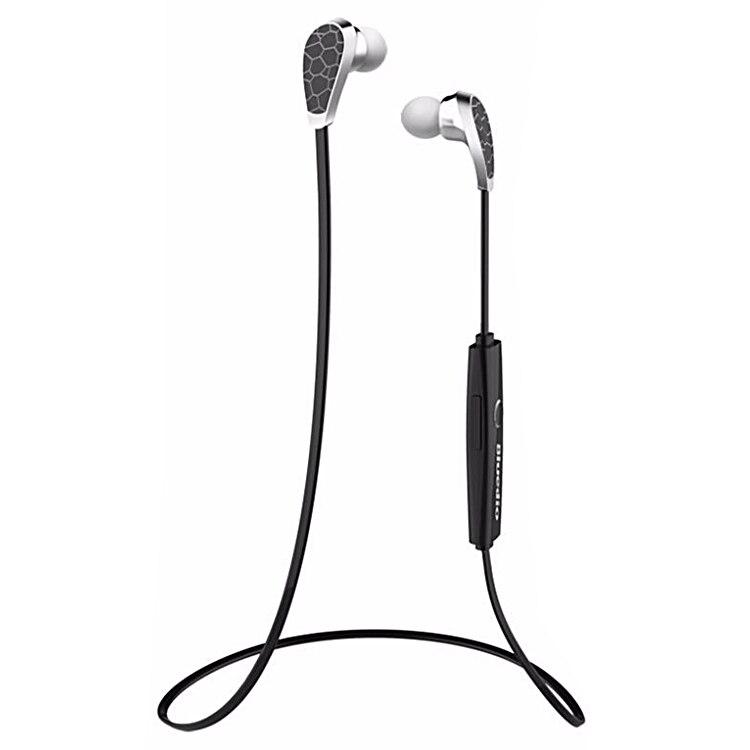 Original Bluedio N2 Bluetooth V4.1 Earphone Sports GYM Stereo Earbuds Headset Sweatproof for Iphone Xiaomi Universal Retail Box
