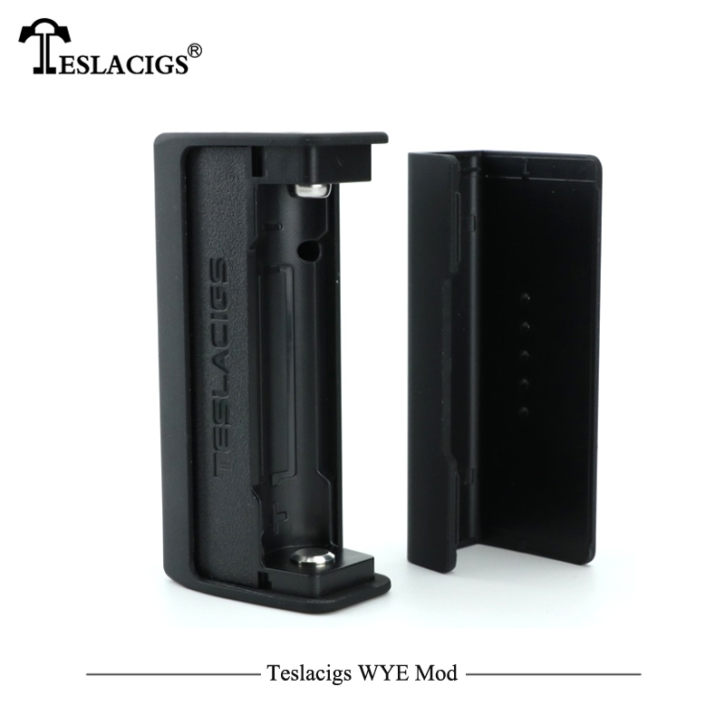 Plus léger Électronique Cigarettes Mod Teslacigs Tesla WYE 85 W Mod Teslacigs WYE 85 W boîte de contrôle de température Mod 510 Fil Vaporisateur - 5