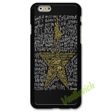 Hamilton Musical Lyrics Black  fashion phone Case cover for iphone 4 4S 5 5S 5C SE 6 6 plus 6s 6s plus 7 7 plus &jj159