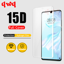 15D Full Cover Hydrogel Film For Xiaomi Mi 9 8 A2 Lite Screen Protector