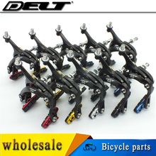 Cheap price 1set Fixed gear bike Road Bicycle Bike Brake C Caliper ClipCaliper – Sidefor 53-73mm arm parts component CNC shoes wholesale