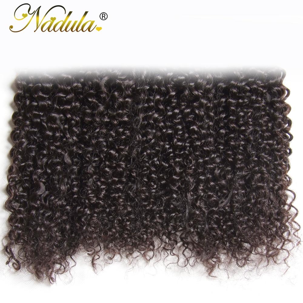 Nadula Hair 4pcs/Lot  Curly Hair Bundles 100%  s 8-26INCH  Hair s  5