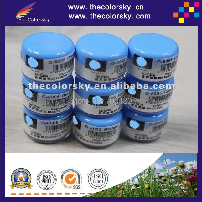 (RD-FG3570MH) copier fuser fixing film sleeve grease cream G-8005 for canon IR2016 ir2020 ir3570 for hp 4250 20g/bottle