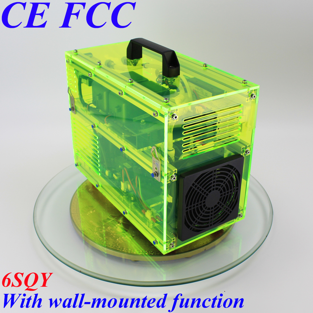 Ce Emc Lvd Fcc Factory Outlet Bo-1030qy Adjustable Ozone Machine 10 Tons Of Swimming Pool Water Disinfection Instead Of Chlorine Home Appliances Small Air Conditioning Appliances