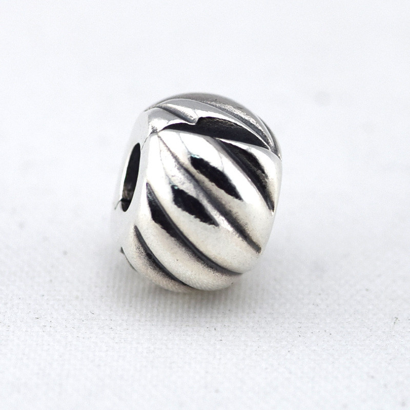 fb73b534b ... norway 925 sterling silver feather clip beads fits pandora charms  bracelet necklace european women charms bead