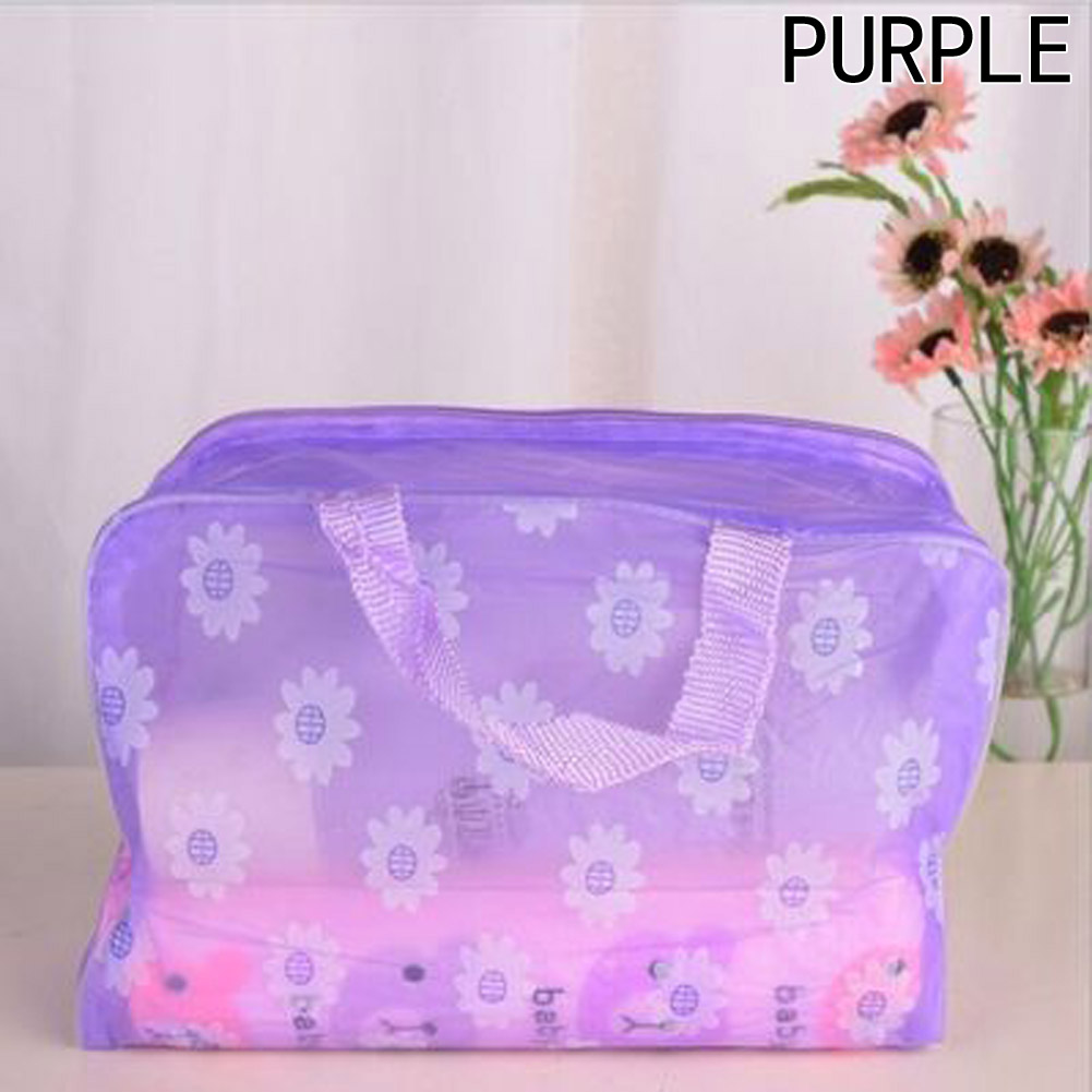 Plastic Transparent Organizer Bags Cosmetic Bags Makeup Casual Travel Waterproof Toiletry Wash Bathing Storage Bags ladsoul 2018 women multifunction makeup organizer bag cosmetic bags large travel storage make up wash lm2136 g