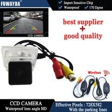 Fuwayda беспроводной CCD Автомобильная камера заднего вида для Mercedes-Benz C e S Class CL Class W204 W212 W216 w221 с направляющей линии водонепроницаемый