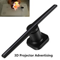 3D Projector Hologram Lights 20W Projector Led Shops Light Color Beam Disco KTV Club Party Shop CE Certification Restaurant Shop