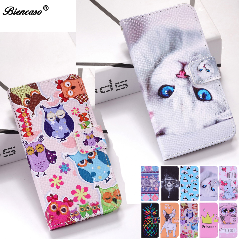 Cute Cat Cartoon Wallet For Nokia 3.1 <font><b>5</b></font>.1 6.1 7.1 6 2018 Case For Nokia 2 3 <font><b>5</b></font> <font><b>2017</b></font> Phone Coque For iPhone XS Max Xr X 7 8 Plus image