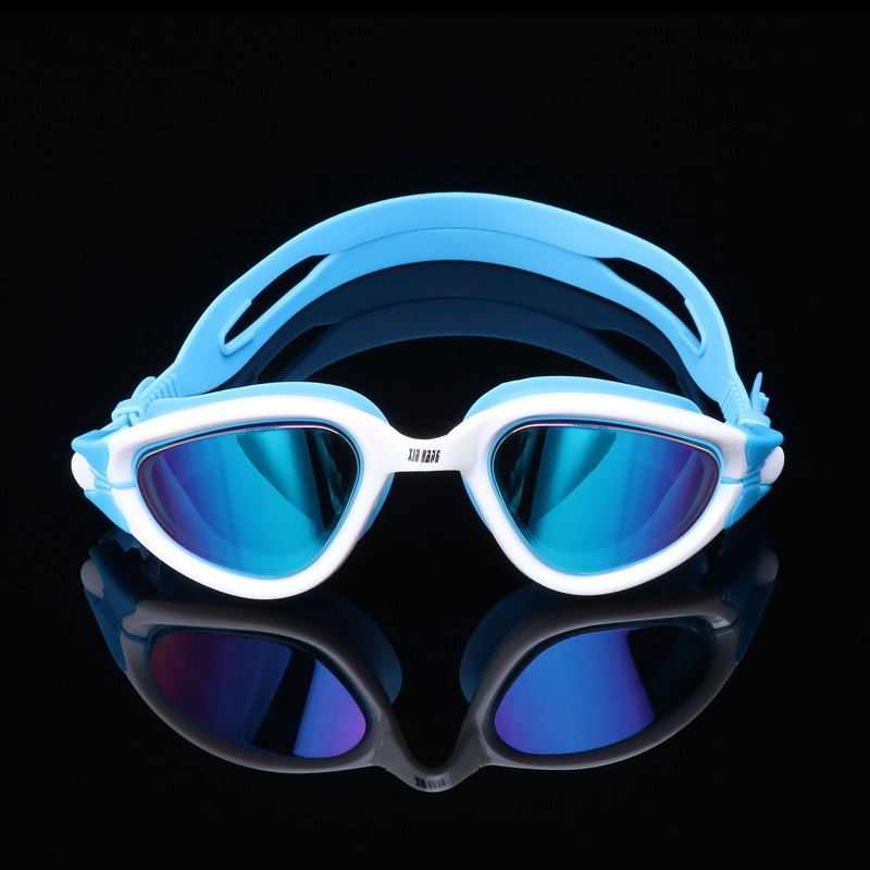 Cooling Professional Swimming Goggles Adults Waterproof swim UV Anti Fog Adjustable Glasses oculos espelhado Pool Glasses