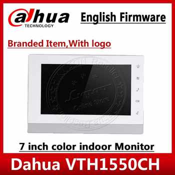 Dahua Original VTH1550CH IP Video Intercom English Version 7- inch Indoor Touch Screen Monitor Replace VTH1510CH with logo - DISCOUNT ITEM  1% OFF All Category