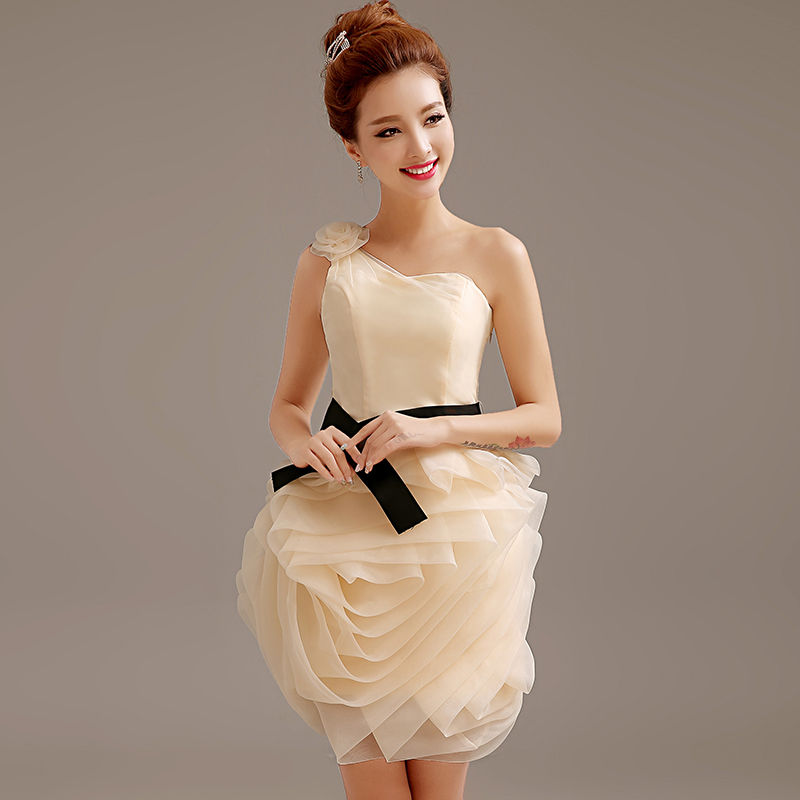 Online Get Cheap Ruffled Prom Dresses -Aliexpress.com - Alibaba Group