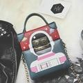 Women Messenger Bags Handbags Women Famous Brands High Quality PU Leather Clutch Robot Shoulder Bag Tote Cute Bolsos Mujer Box