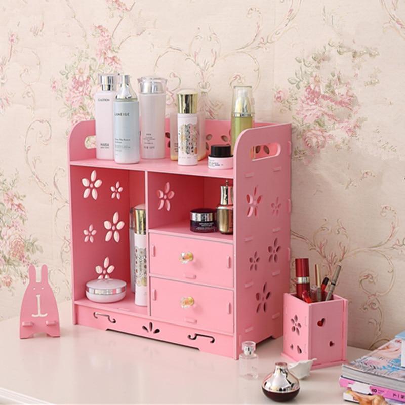 Cosmetic Storage Box Organizer
