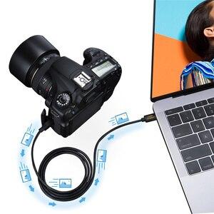 Image 5 - Mini USB naar USB C Kabel, USB C naar Mini B Cord voor GoPro Hero 3 +, PS3 Controller & Mini B Apparaten