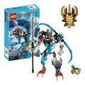 2016 nueva venta caliente xzs bionicle carga de skull warrior 710-1 juguetes de bloques de construcción figuras figura de acción compatible con decool