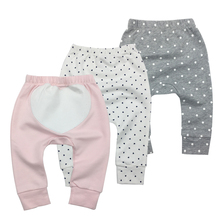 Infantil Toddler Newborn Baby Boys Girls Unisex Casual Bottom Harem Pants PP  Trousers 6-24M