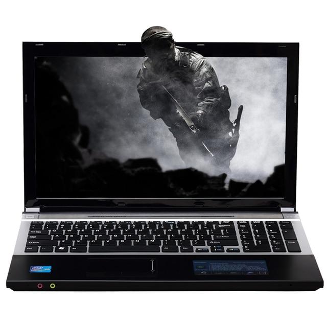 15.6 дюйма 8 г Оперативная память 1 ТБ hdd 4 ядра Оконные рамы 10 Тетрадь для школы, дома или офиса ноутбук с DVD Встроенная память