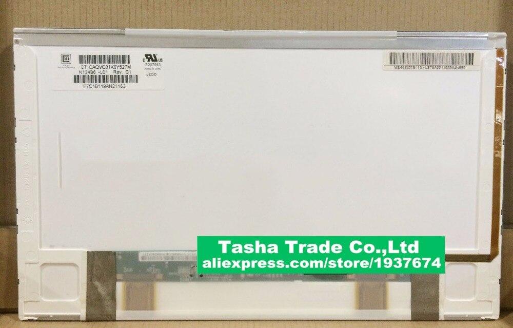 NEW 13.4 N134B6-L01 WXGA LCD Laptop Screen g121s1 l01 lcd displays