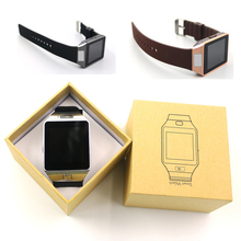 Smart Watch dz09 With Camera Bluetooth WristWatch SIM Card Smartwatch For Ios Android Phones With Retail box