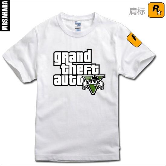 гта 5 футболка купить в Китае