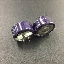 2pcs 1F 1.0F 5.5V ELNA DHL סדרת 21.5x9.5mm 5.5V1F סופר פרד קבלים