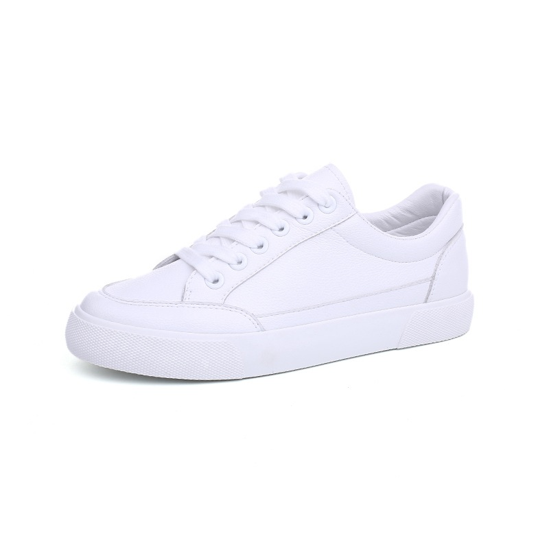 White Shoes Women Flats Sneakers Spring Hot-Sale Fashion-Brand Casual Plus-Size