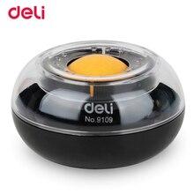 Deli,, высокое качество, милый инструмент для смачивания пальцев, для офиса, файловый аналитик, для организации поставок, круглый шар, настольная бумага, mate