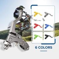 Universal Motorbike Brakes CNC Short Stunt Clutch Lever Perch Motorcycle Brake Clutch Handle Levers For Suzuki