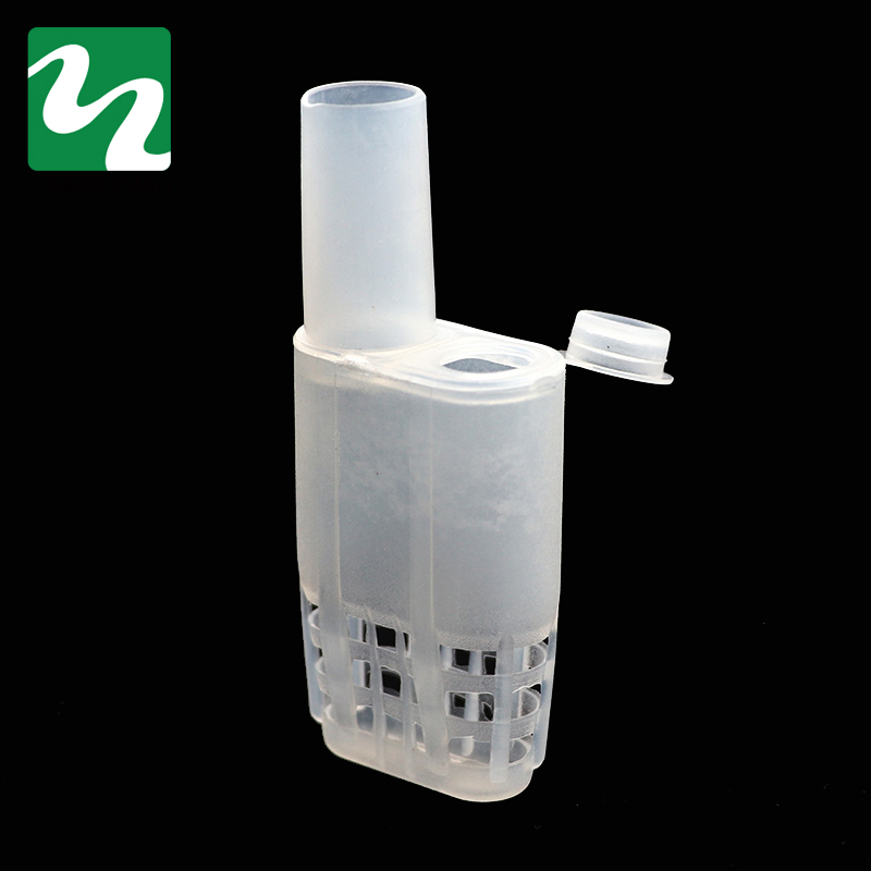 10 Pcs White Bee Plastic Wormless King Bee Cage Beekeeping Tool Equipment Used For Imprisonment To Prevent Fighting