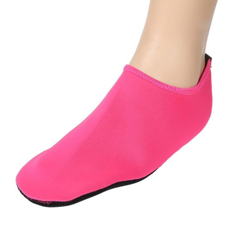 Unisex Barefoot Skin Shoes Water Yoga Sport Beach Socks Surf Trainers Sandals Footwear M ...
