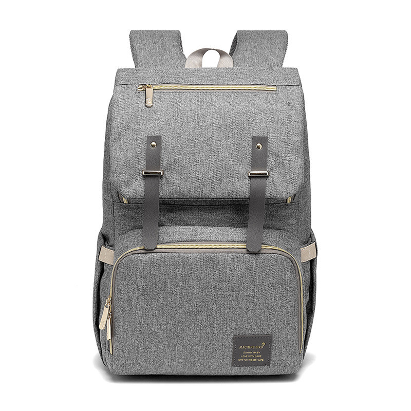 Korean Style Baby Diaper Changing Bags Mother&Kids Out Travel Milk Bottle Bag Multifunctional Large Capacity Mother Backpack Korean Style Baby Diaper Changing Bags Mother&Kids Out Travel Milk Bottle Bag Multifunctional Large Capacity Mother Backpack