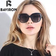Baviron бренд HD поляризационные Солнцезащитные очки Для женщин Роскошные Новая мода Защита от солнца Очки поляроидный Для женщин Очки дизайнер Лидер продаж 2511