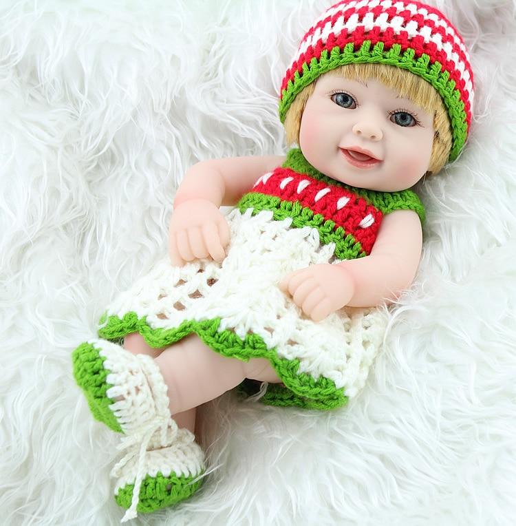 aliexpress com buy npkdoll reborn baby doll full vinyl smile