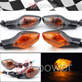 fite For HONDA NC 700 / NC750X / S NC700D NC700X NC700S NC700X Smoke Motorcycle Accessories Rear indicator light 2 wires