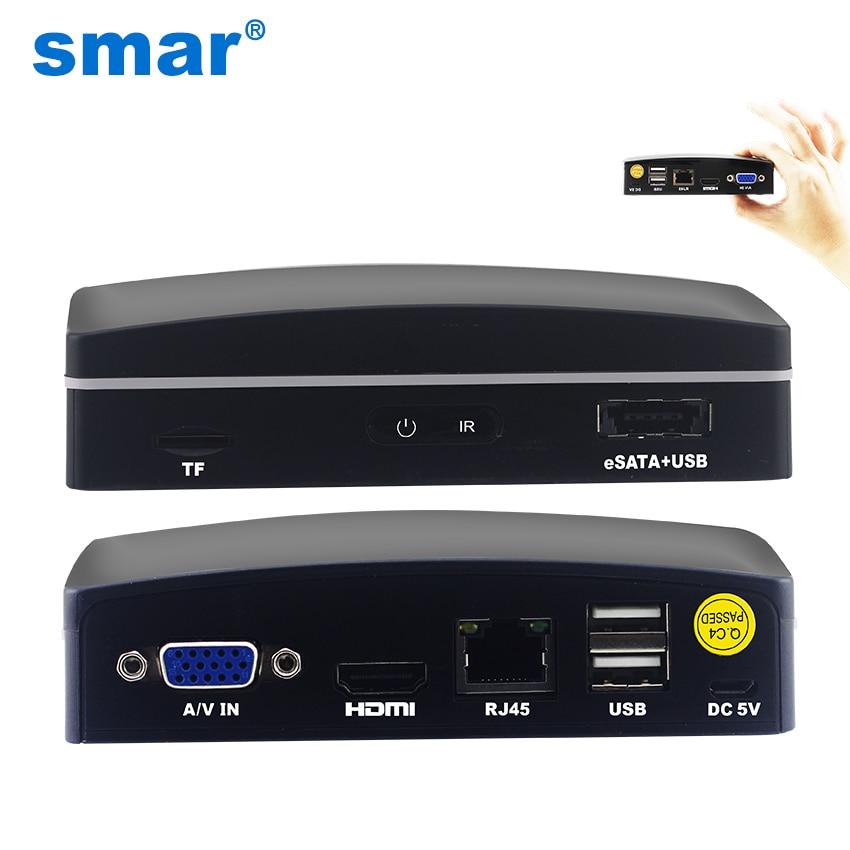 Smar AHD 1080N 4CH 8CH CCTV DVR Mini DVR 5IN1 For CCTV Kit VGA HDMI Security System Mini NVR For 1080P IP Camera Onvif DVR HDD