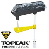 Topeak Combo Torq Wrench Bit Set 3 12Nm 3 4 5 6mm Hex Keys T 25