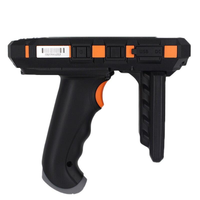 nfc leitor rfid uhf pda com aperto de pistola 03