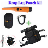 SHRXY Metal Detector Set Pointer TRX Pro Pinpointing Waterproof Hand Held Metal Detector with Drop Leg Pouch ProFind Bag KIT