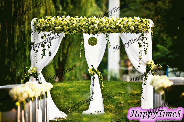 Outdoor Wedding Ceremony Decor On Decorations With Garden Aisle Decoration Ideas