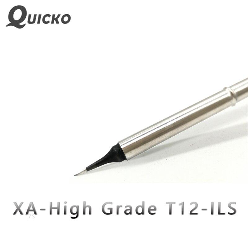 QUICKO T12-ILS XA high-grade schweißen werkzeuge T12 löten Spitze für löten station