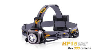 Fenix HP15 UE Cree XM-L2 LED Headlamp 900 Lumens LED Headlight Flashlight Torch+ Free Shipping - SALE ITEM - Category 🛒 Lights & Lighting