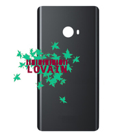LOVAIN 10PCS Black Sliver Genuine Original For Xiaomi Note2 Note 2 Back Battery Cover Glass Housing