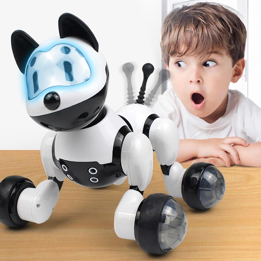 Electronic Smart Dog Robot Electronic kids Educational Pet ...