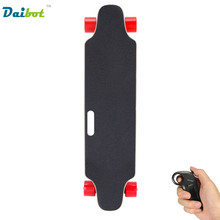 USA Belgium Stock 2017 New Electric Skateboard Dual Motor 4 Wheels Wireless Remote Hoverboard Longboard Scooter Boosted board
